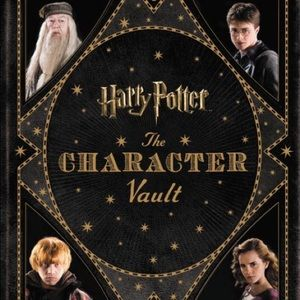 Harry Potter The Character Vault Book